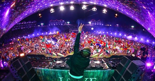 Sự kiện âm nhạc hoành tráng của DJ hàng đầu Armin Van Buuren