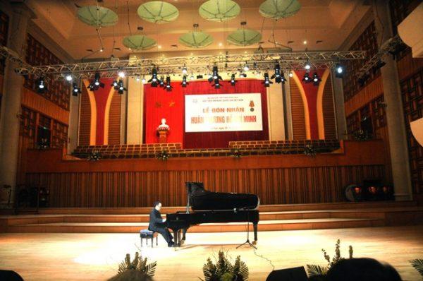 Tìm hiểu Học viện Âm nhạc Quốc gia? Các ngành đào tạo của trường