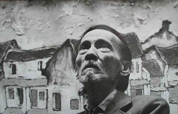 Họa sĩ Bùi Xuân Phái- hiện tượng độc đáo của nền mỹ thuật Việt Nam