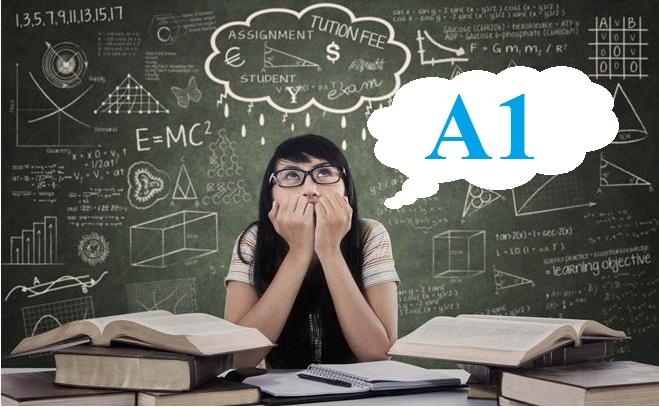 Theo học khối A1 có khá nhiều lợi thế cho con gái