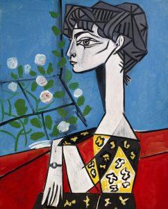 Bức tranh của họa sĩ Picasso
