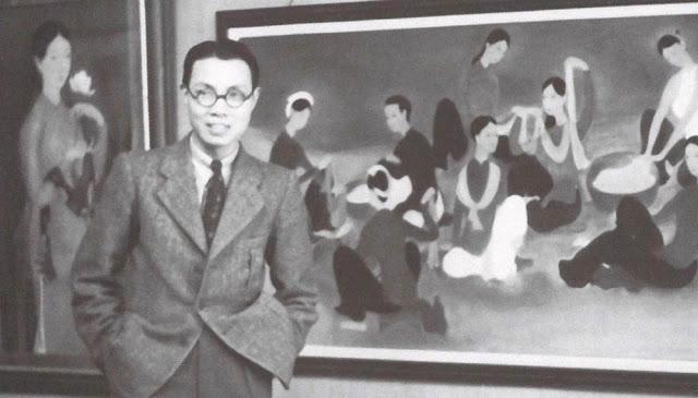 Chân dung họa sĩ Lê Phổ đầy tài năng với những tác phẩm nghệ thuật xuất sắc